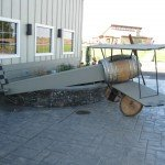 Barrel Plane