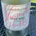 Hard Row to Hoe Shameless Hussy Rose'