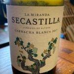 Vinas Del Vero La Miranda Secastilla Garnacha Blanca 2017, Spain