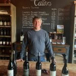 Kevin Correll, Barrage Cellars winemaker