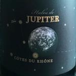 Les Halos de Jupiter Cotes du Rhone 2017 by Michel Gassier