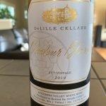 DeLille Cellars Chaleur Blanc 2019