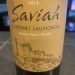 Saviah 2015 Cabernet Sauvignon