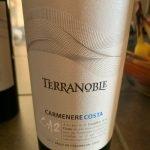 TerraNoble CA2 2017 Carmenere Costa