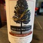 Liberty Lake 2017 Cab Franc