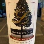 Liberty Lake 2018 Cabernet Sauvignon
