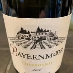 Bayernmoor 2018 Chardonnay
