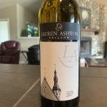 Lauren Ashton Cellars Cuvee Meline bottle
