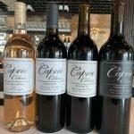 Caprio Cellars Four Recent Releases