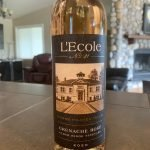 L'Ecole Wine Production Rose 2020