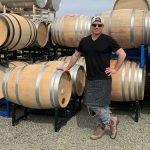 Winemaker Peter Devison