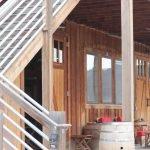 Upchurch Barn Tasting Room