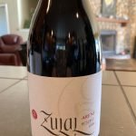 Zulal Areni Reserve from Storica Armenian WInes