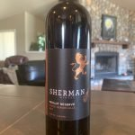 Sherman Winery 2017 Merlot Reserve