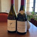 Abbey Oaks Pinot Noir and Nuits-Saint-Georges Les Rues de Chaux