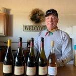 Dan Warnshuis, owner and winemaker