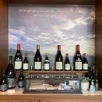 Domaine Serene Wine Display