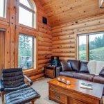Utopia Cabin Living Room