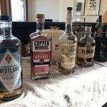 American Whiskey tasting