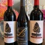 Liberty Lake Wine Cellars lineup